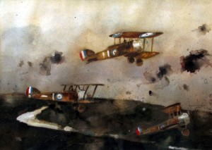 Over the Line 1917